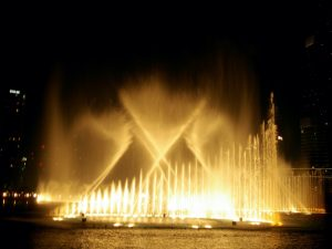 Qué ver en DUBAI – Show de luces