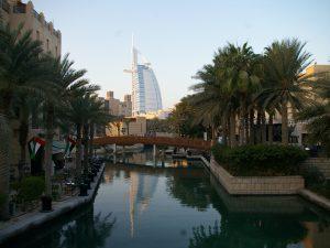 Qué ver en DUBAI – Miracle Garden y Burj al Arab