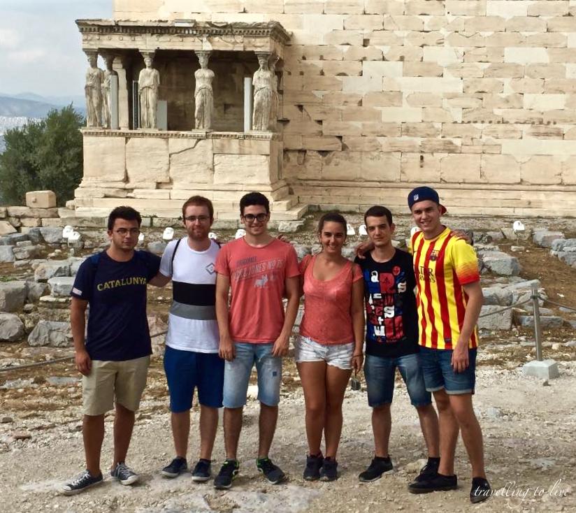 Qué ver en GRECIA - Creta, Santorini y Atenas