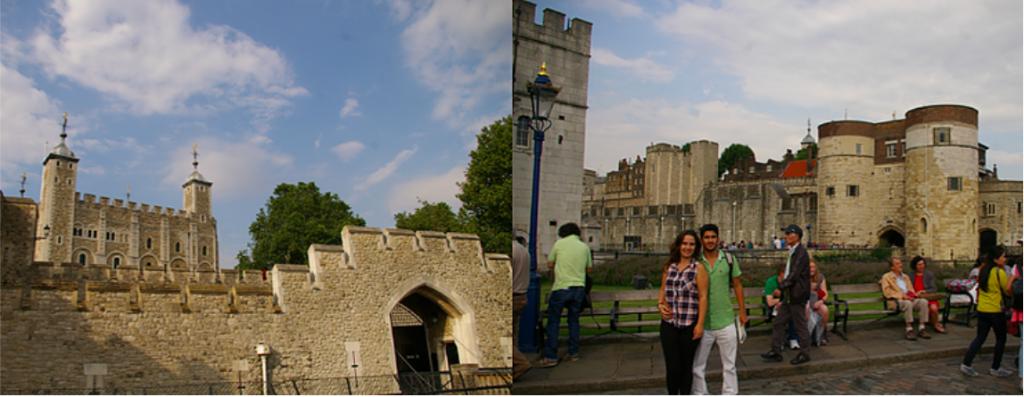 Qué ver en LONDRES - Tower Bridge y alrededores