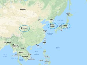 Ruta por Asia en 45 días: Japón, Corea del Sur y China