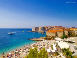 Visita al casco antiguo de Dubrovnik
