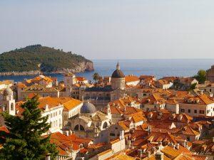 Qué ver en CROACIA – Dubrovnik: Murallas y miradores