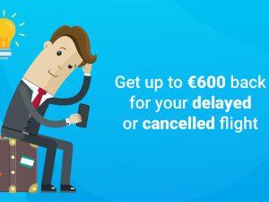 Qué puedo hacer si me retrasan o cancelan un vuelo