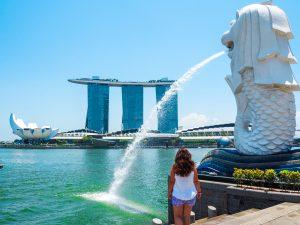 SINGAPUR en 3 días: Itinerario y presupuesto