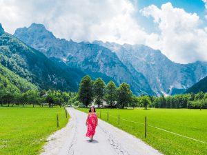 Qué ver en el NORTE de ESLOVENIA: Velika Planina y Logarska Doina