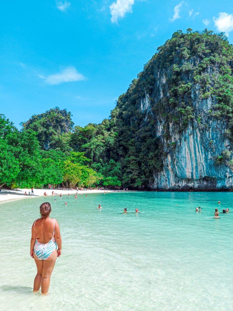 Isla Hong, un paraíso en el sur de Tailandia (Krabi)