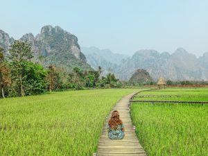 LAOS en 28 días: Itinerario y presupuesto