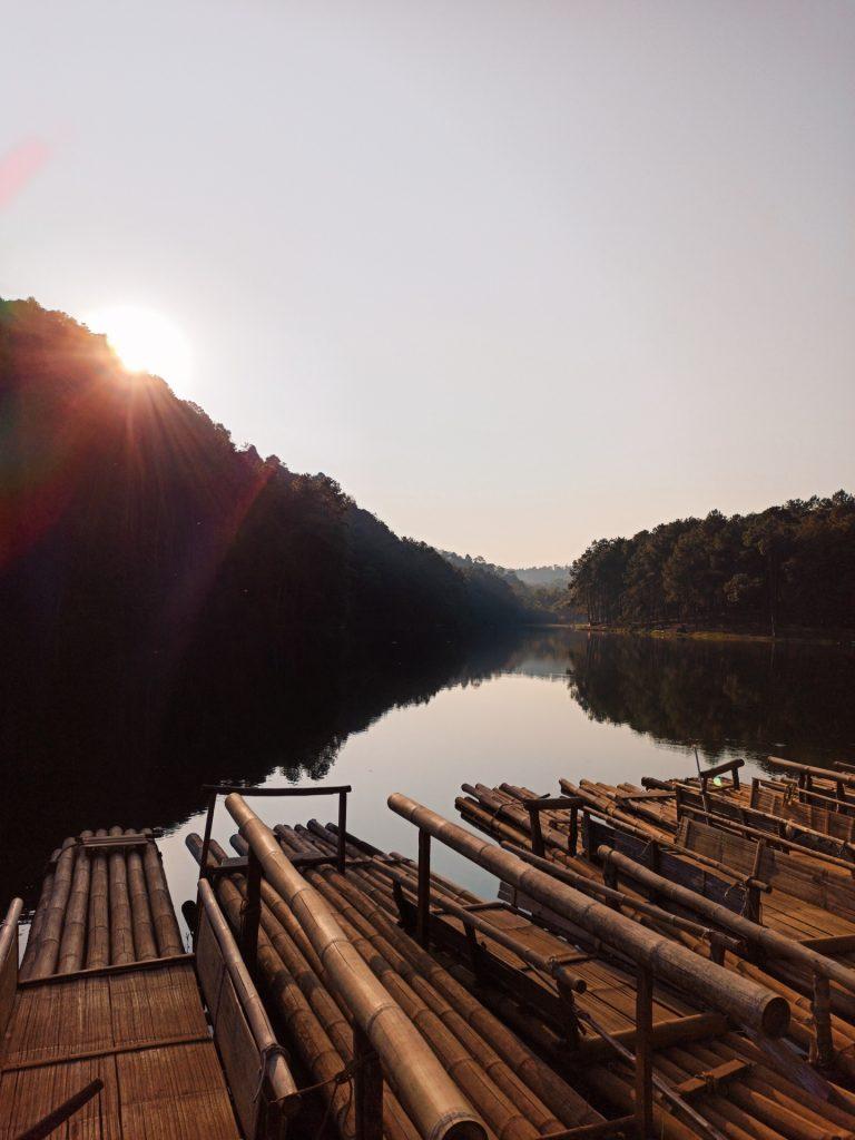 Visita al Pang Oung, un lago imprescindible en el loop de Mae Hong Son