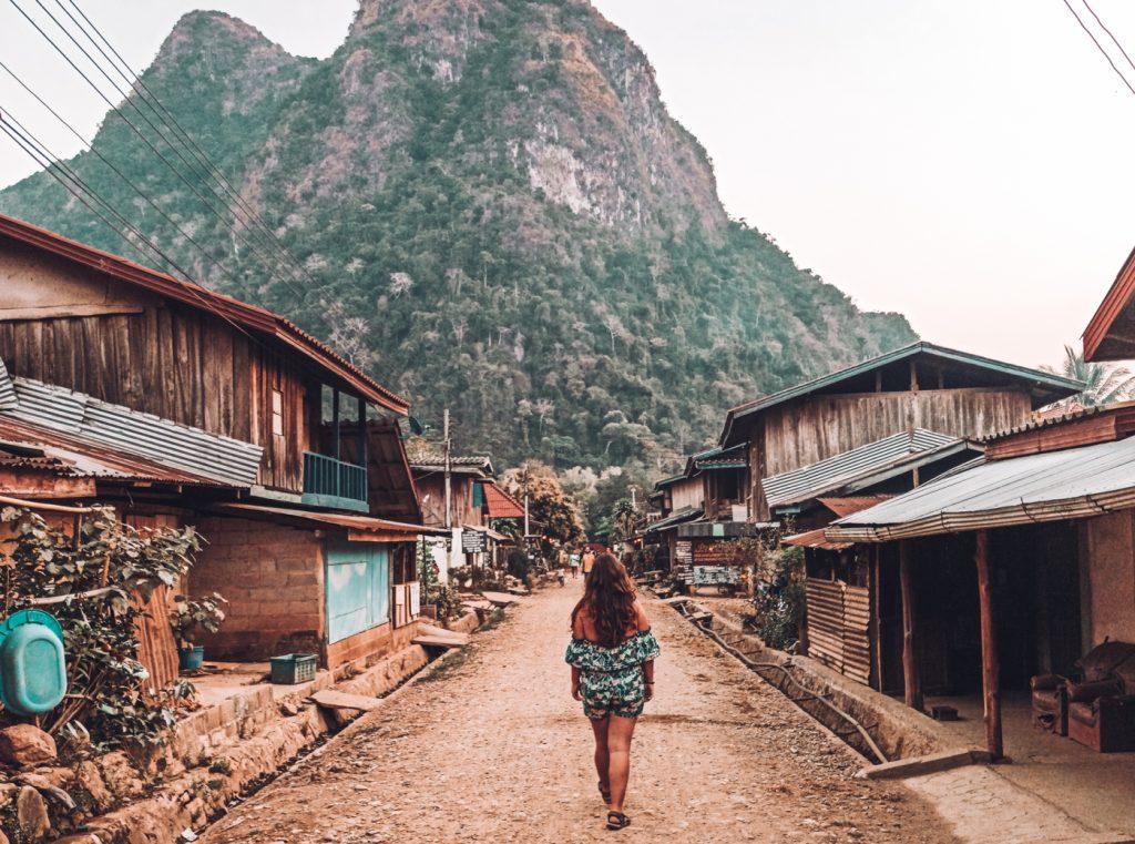 Alojamientos en LAOS