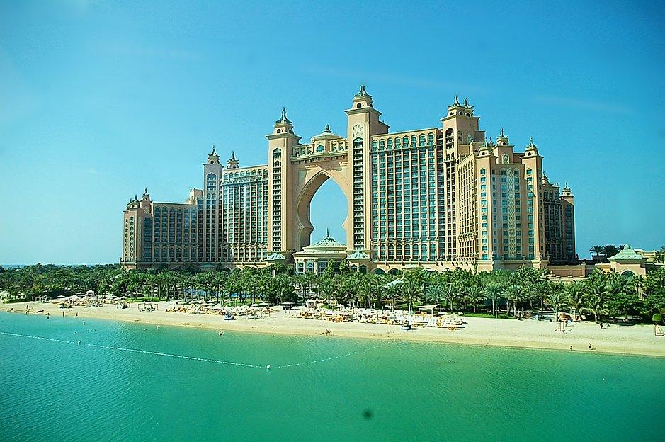 Qué ver en DUBAI - Burj Khalifa y Desierto