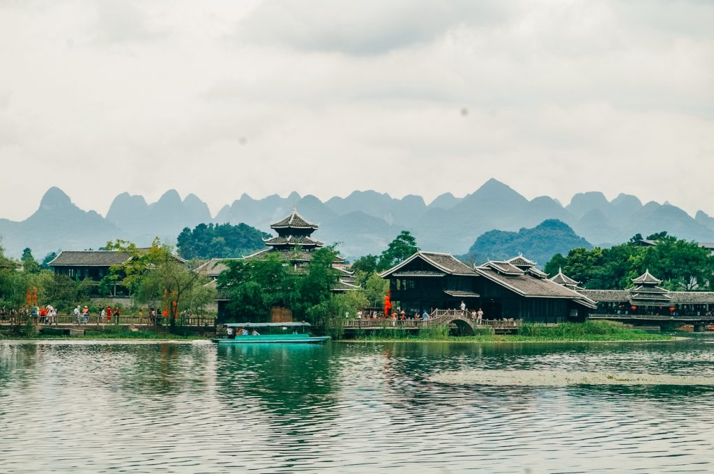 12 lugares diferentes que ver en Asia