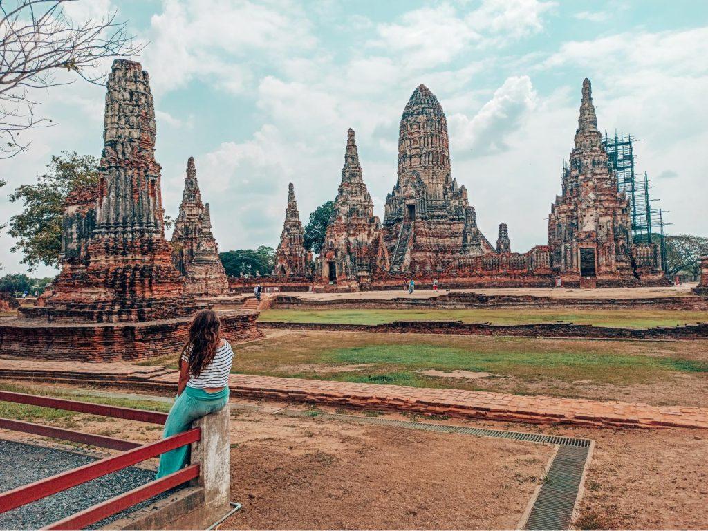 Qué ver y hacer en Ayutthaya