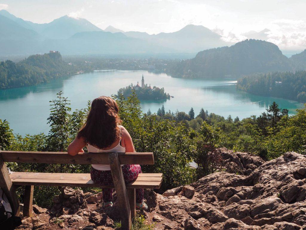 Visita al Lago Bled, todo lo que necesitas saber