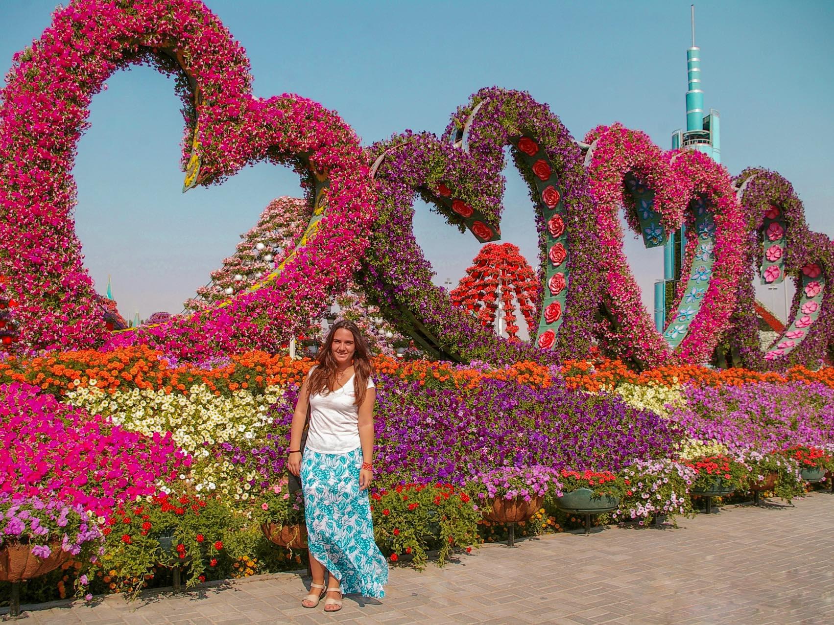 Miracle Garden, Dubai, EAU-2