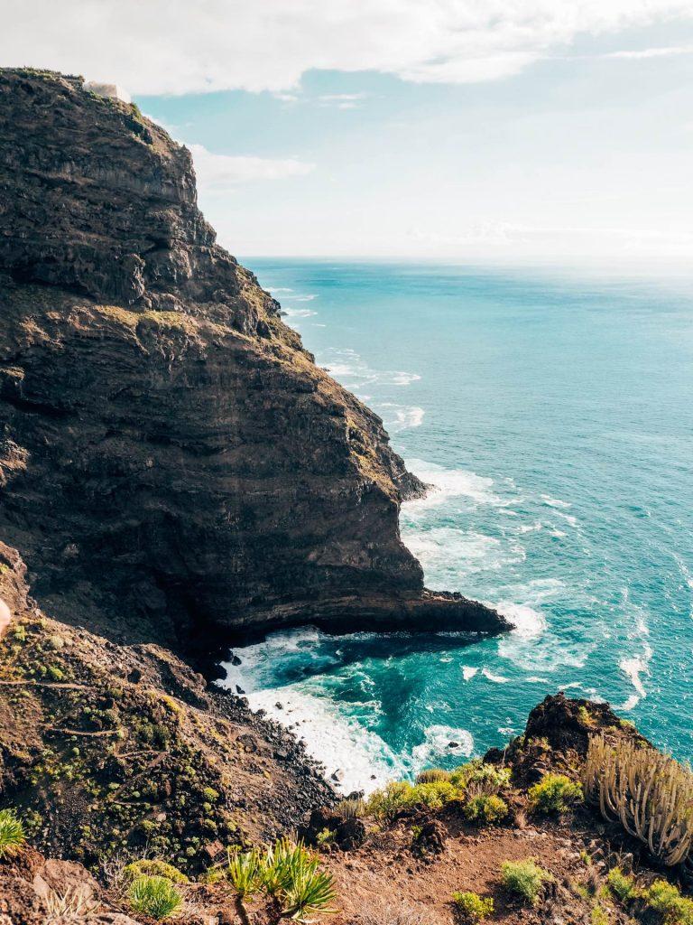 Poris de Candelaria, un sitio único en La Palma