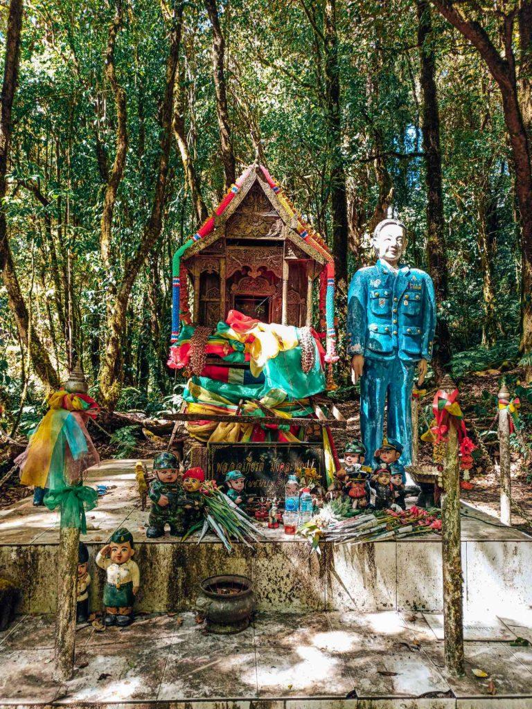 Ang Ka Natural en el Parque Nacional Doi Inthanon, Tailandia