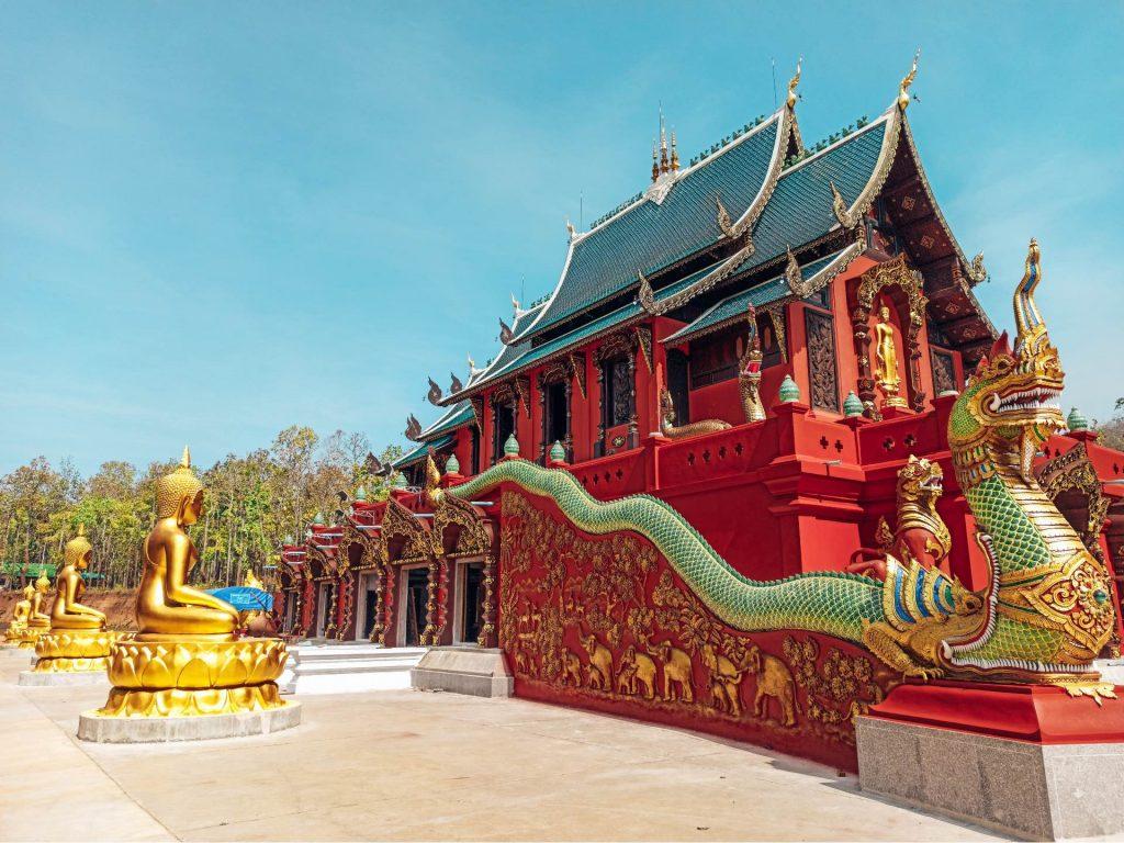 Visita al Buda Cave Temple en Mae Sariang