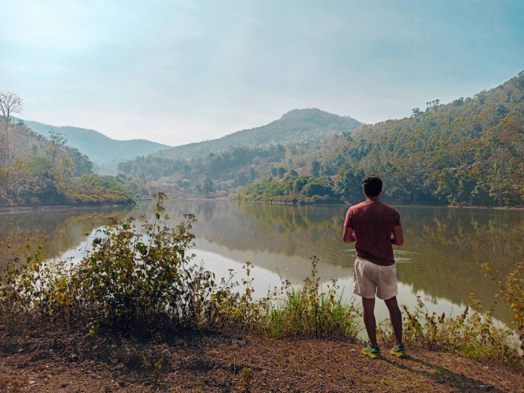 Lago Ang Kep Nam Huai Pu, un lago precioso en Mae Sariang