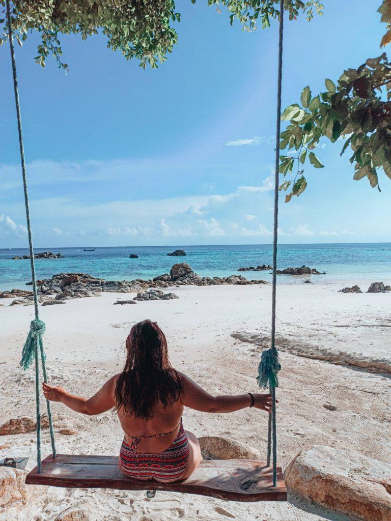 Sanom Beach, una playa escondida en Koh Lipe