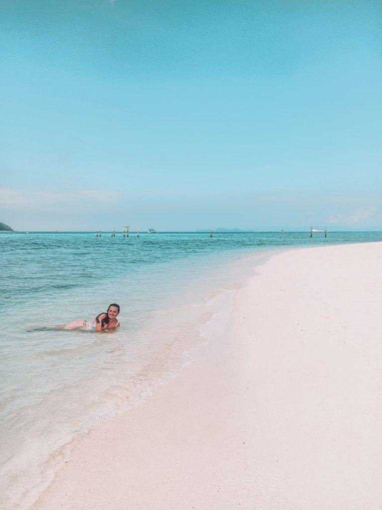 Sunrise Beach, la playa imprescindible de Koh Lipe