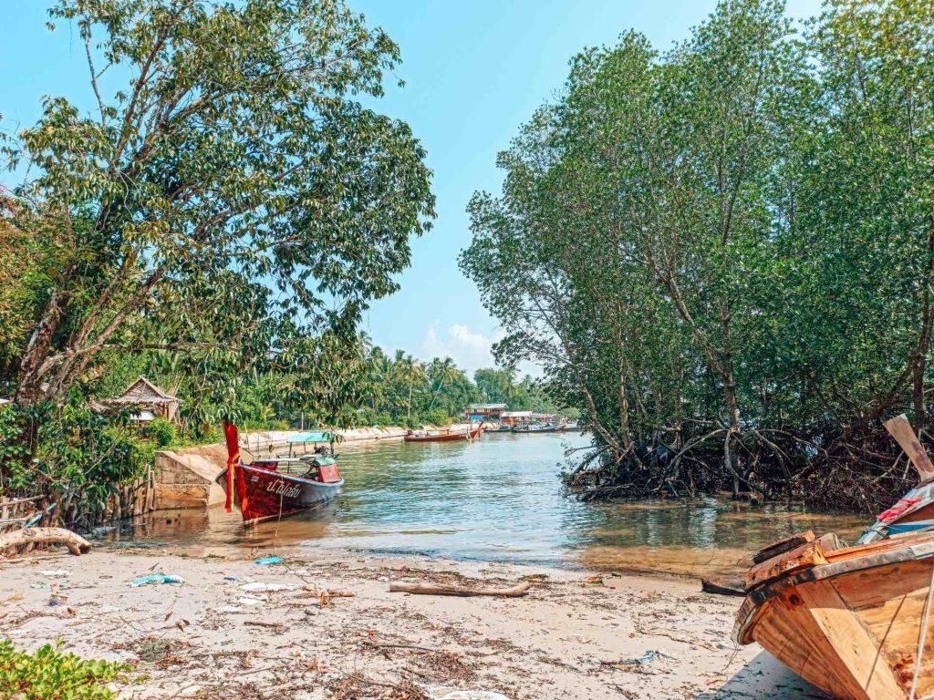 Descubriendo la vida local de Koh Mook