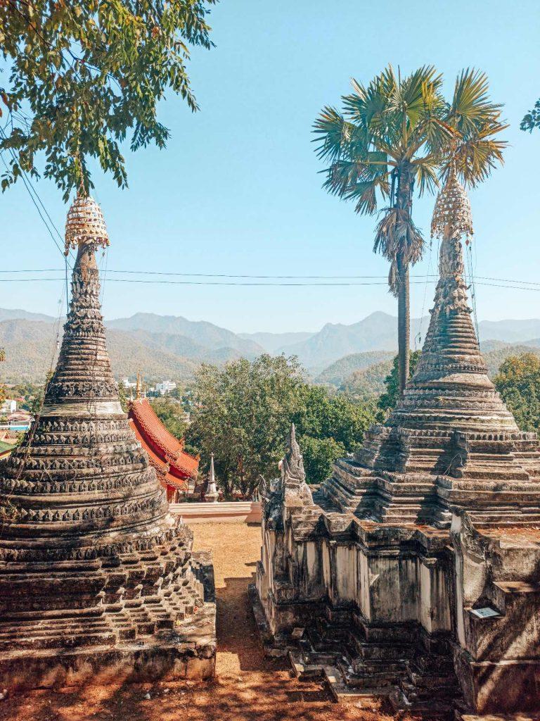 Wat Muai To, un templo imprescindible en Mae Hong Son