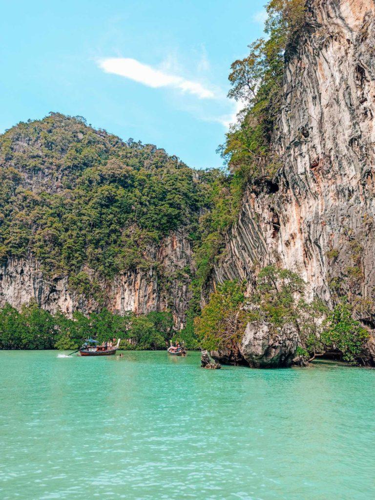 Hong Islands Tour, una visita imprescindible en Krabi