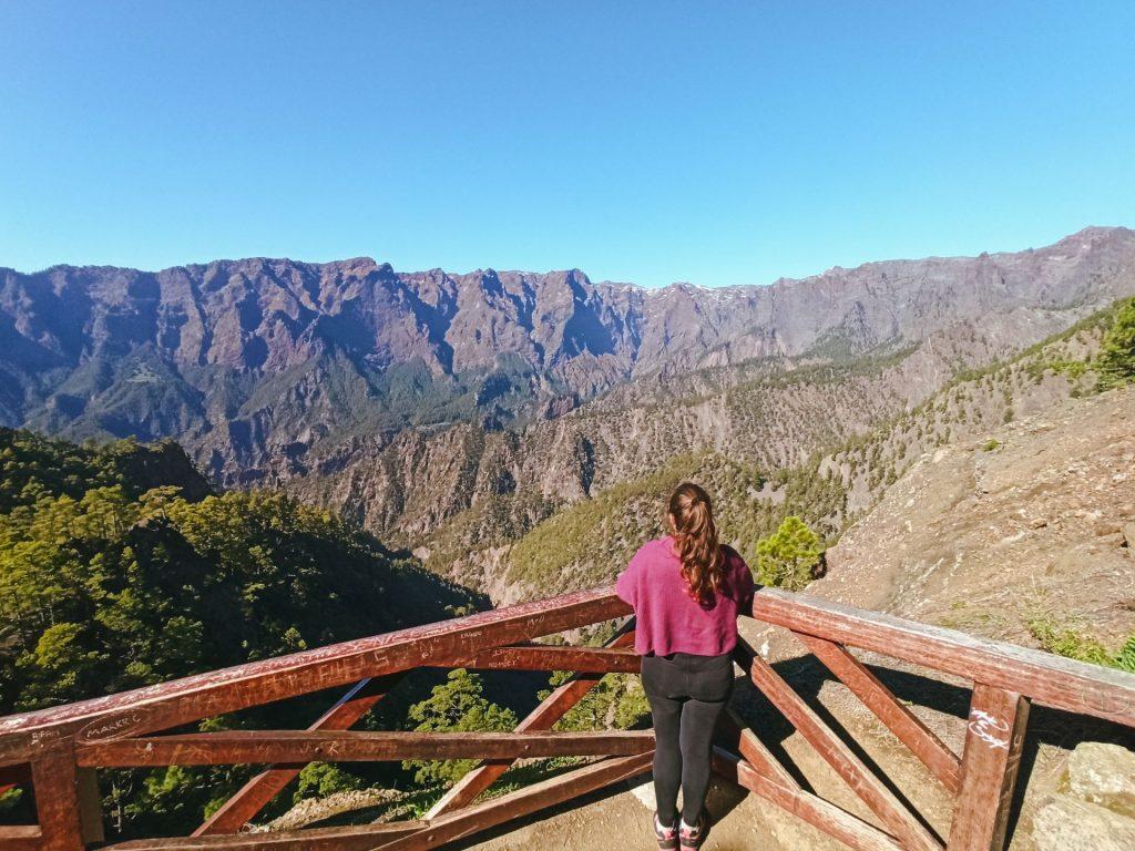 Mirador de Los Roques, en el Mirador de la Cumbrecita