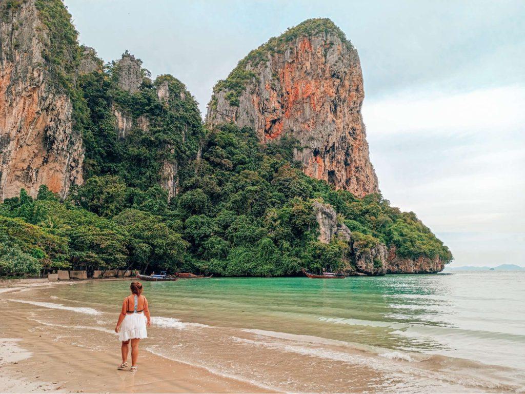 Railay Beach, la playa más bonita de Krabi
