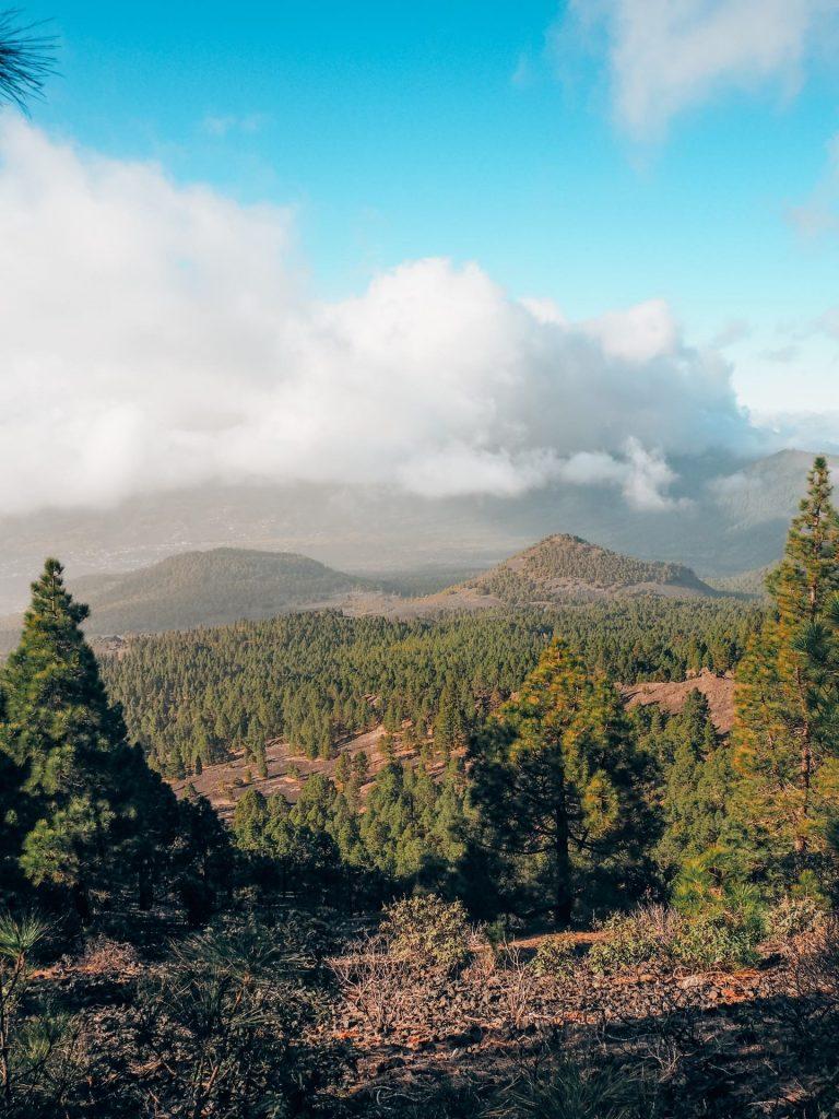 Sendero del Refugio El Pilar al Pico Birigoyo