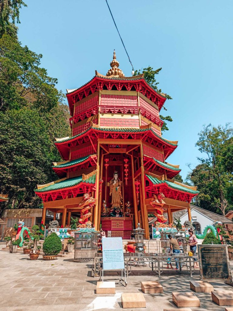 Tiger Cave Temple, el templo con las mejores vistas de Krabi