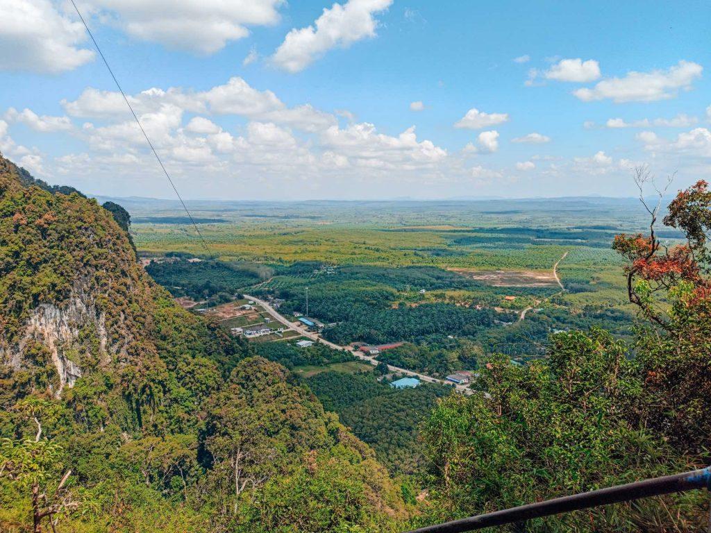 Mirador del Tiger Cave Temple, las mejores vistas de Krabi