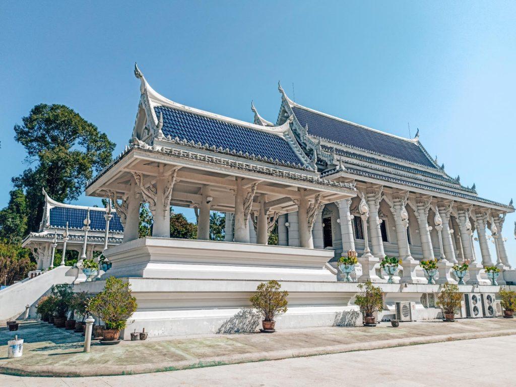 Wat Kaew Korowaran, un templo precioso que ver en Krabi