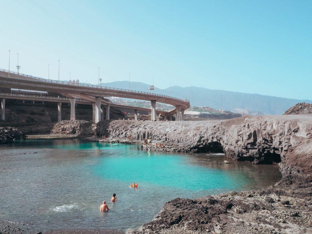 Mejores charcos de La Palma