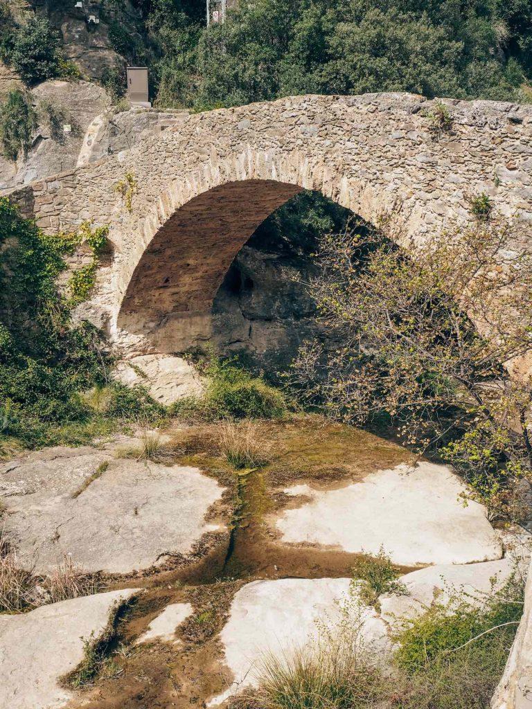 Ruta circular por Sant Miquel del Fai