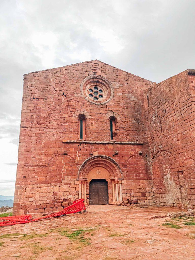 Castillo Monasterio de Sant Miquel d'Escornalbou