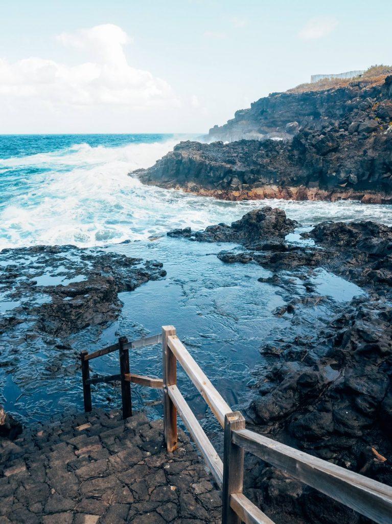 Charco Puerto Paja, un imprescindible en La Palma