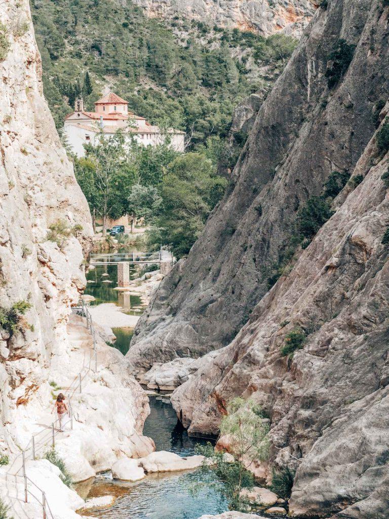 Excursión a La Fontcalda