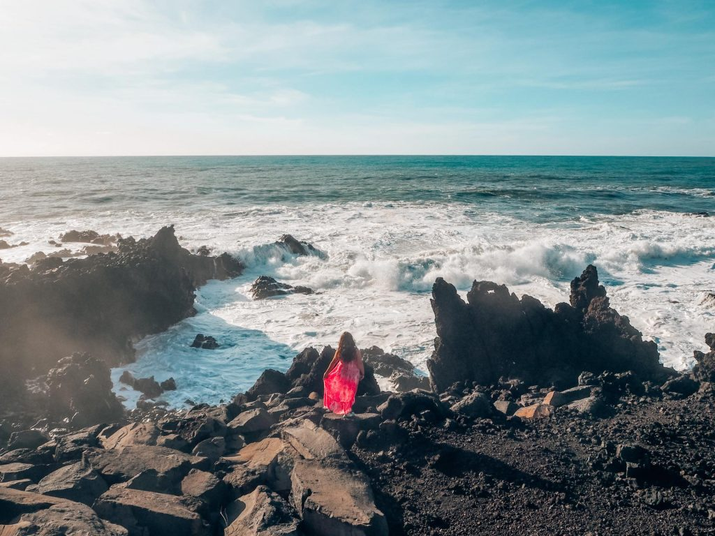 Alrededores de la Playa de Los Guirres, un imprescindible en La Palma
