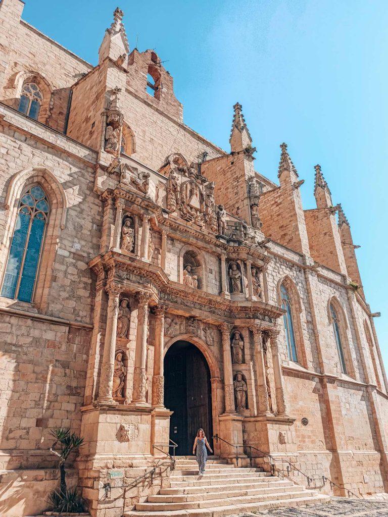 Iglesia de Santa María, un imprescindible en Montblanc