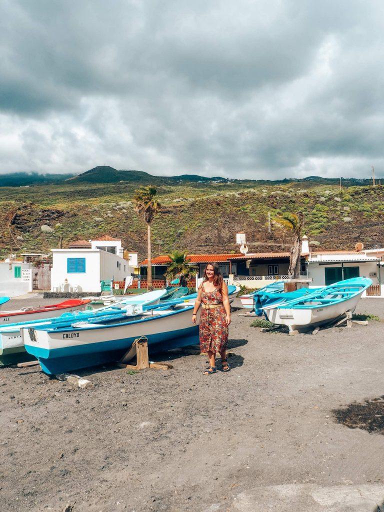 Playa La Salemera, una gran sorpresa en La Palma