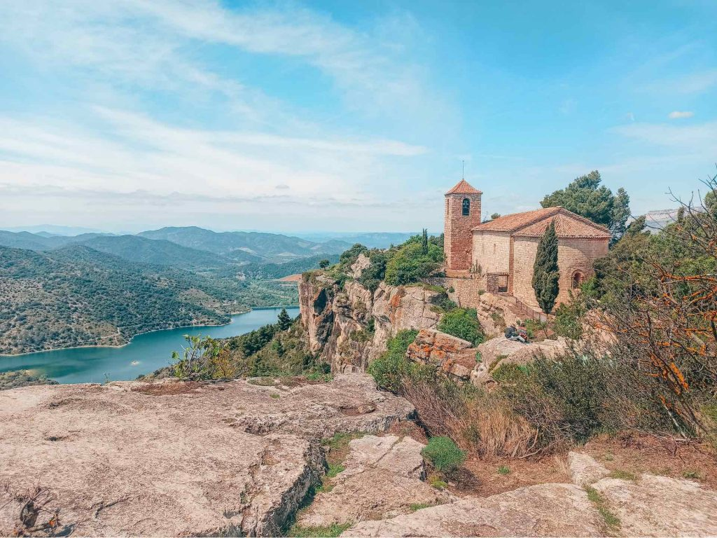 Siurana, un pueblo mágico en Tarragona