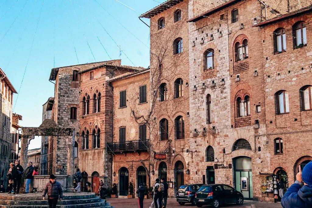 San Gimignano, un pueblo precioso en La Toscana