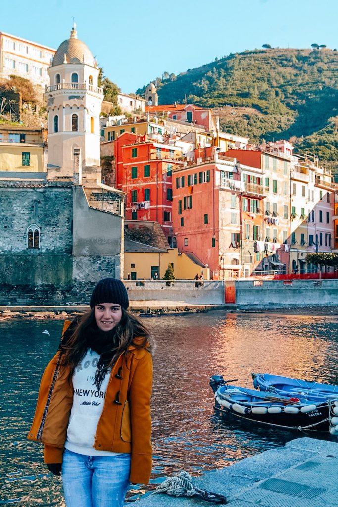 Vernazza, el pueblo más bonito de las Cinque Terre