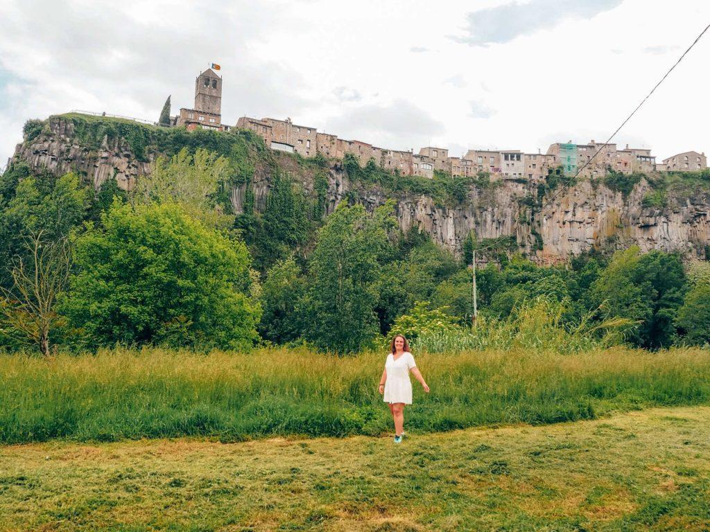 Las mejores vistas de Castellfollit de la Roca