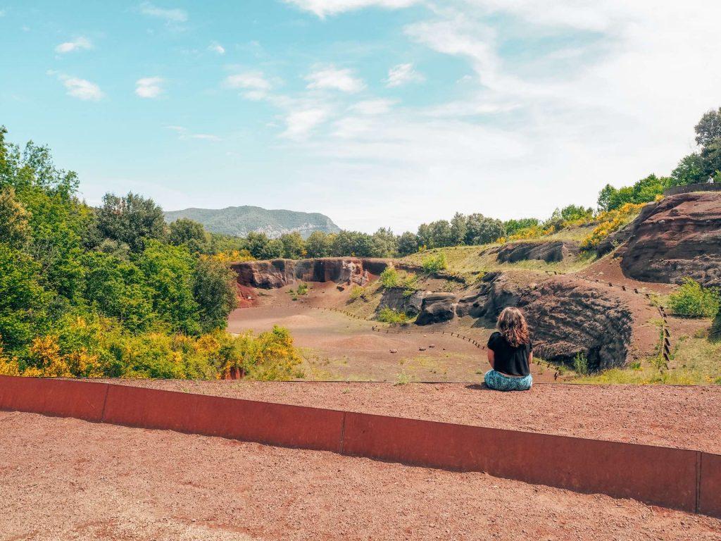 Volcán del Croscat, un imprescindible en La Garrotxa