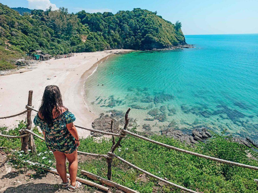Ao Nui Bay, la mejor playa de Koh Lanta