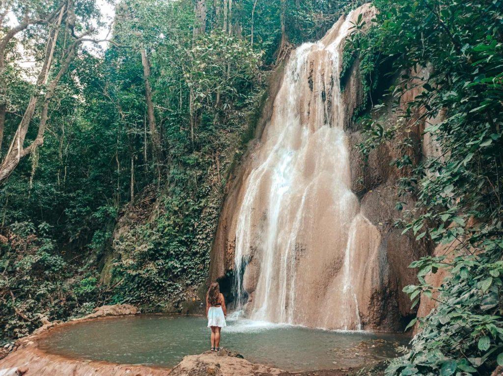 Cascada Mae Sawan, un imprescindible en Mae Sariang